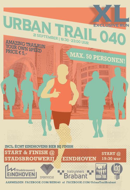 Urban XL trail run Facebook